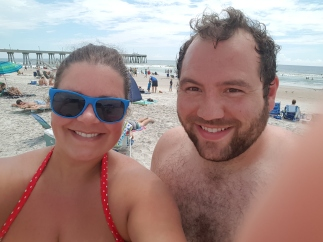 beachy couple