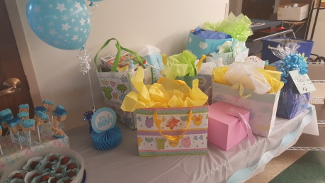 MKE baby shower gift