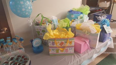 MKE baby shower gift